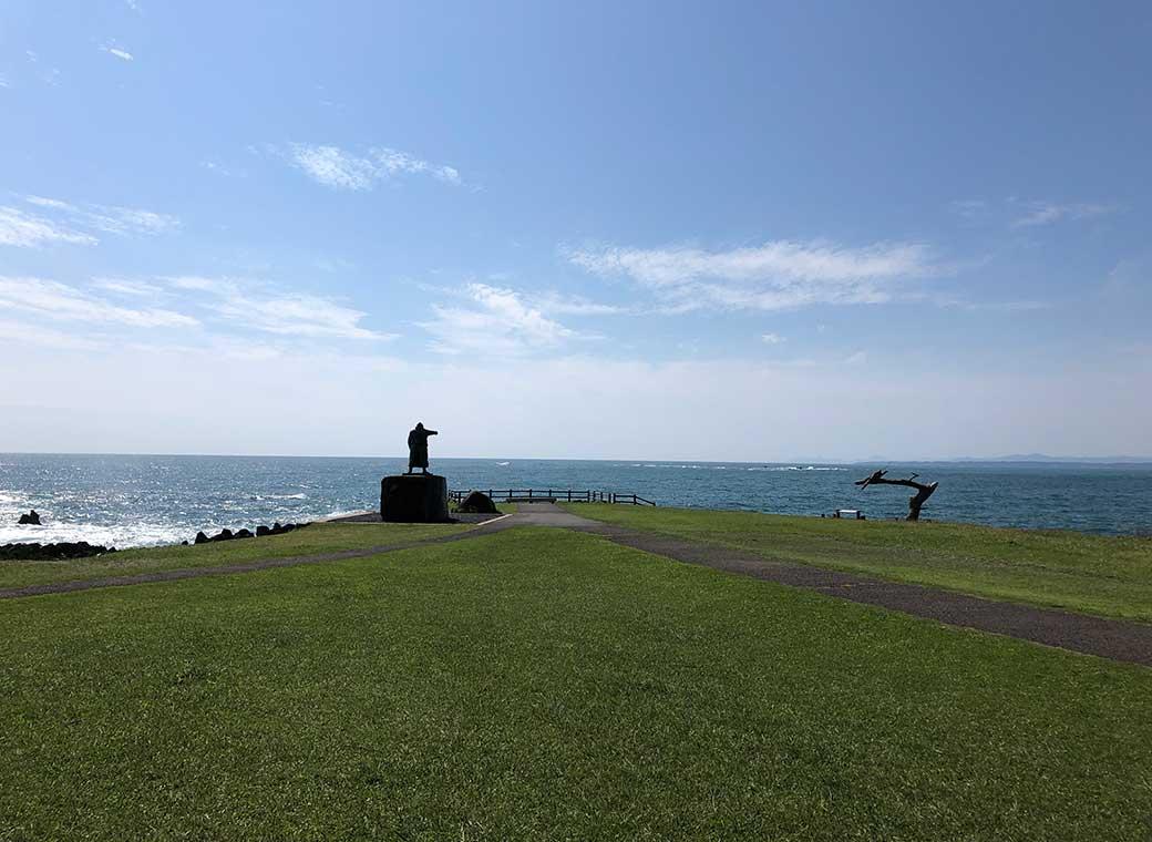 三陸復興国立公園 岩井崎
