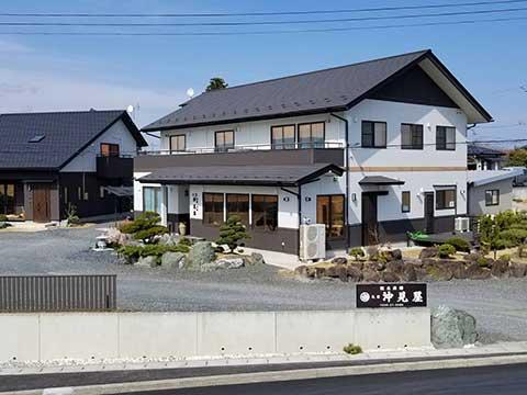 観光旅館 民宿 沖見屋